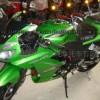 铃木款摩托车