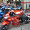 国产摩托车跑车