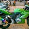 供应川琦绿跑车摩托车