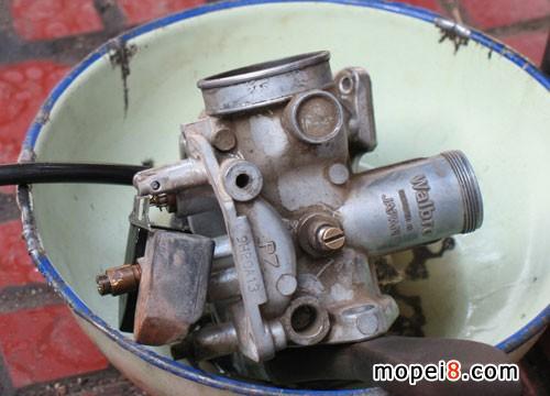 化油器清洗方法图解 第5张