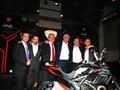 杜卡迪在上海举行Diavel摩托车亚太区发布会