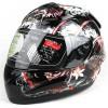 正品德国坦克头盔 摩托车头盔 赛车盔 跑盔X100全盔 秋冬盔