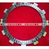 供应铃木王GS125加强型木片(湿片) F-C富士离合器片