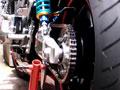 大排量摩托车街车的链条保养,对齐维护 (375播放)