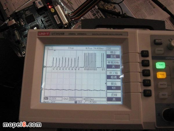 五羊本田wh110t佳御电喷摩托车传感器的检测与诊断