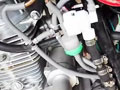 化油器摩托车改装成电喷系统 (12664播放)