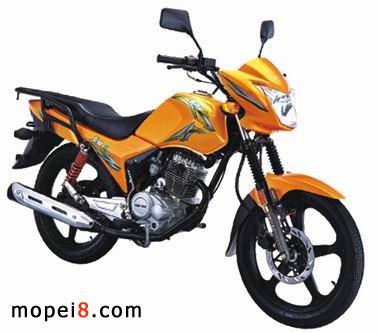 嘉陵翼狼2 JH125-B-嘉陵摩托车 精品一览