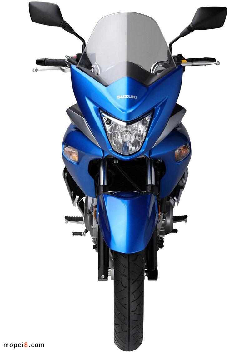铃木摩托车Suzuki GW250S 骊驰高清图片