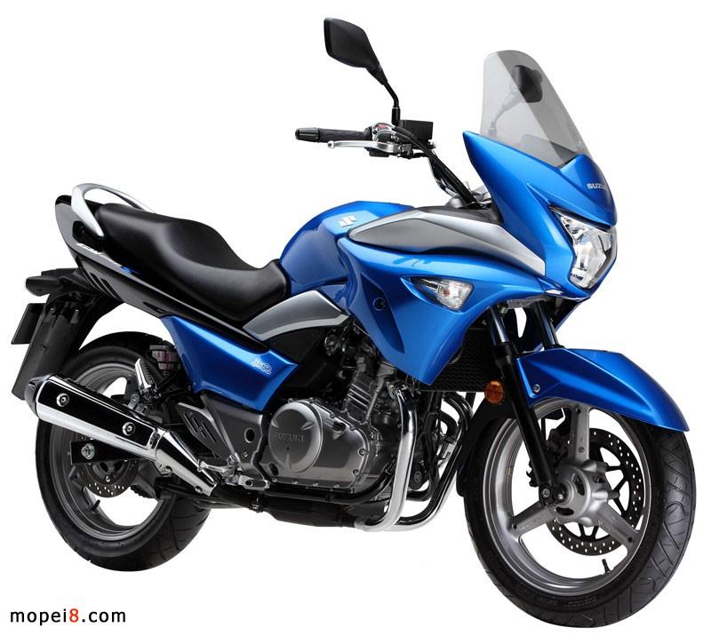 铃木摩托车_铃木摩托车Suzuki GW250S 骊驰_靓车与美女_图库_摩配吧