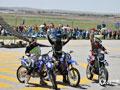 国际摩托车顶级极限表演赛首次亮相内蒙古草原 (12)