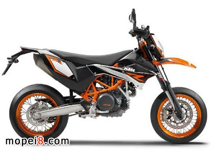 KTM 690 SMC摩托车参数
