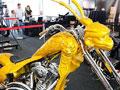 哈雷摩托车110周年车展的纯手工定制车 (21)