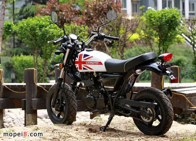 2013春风狒狒摩托车