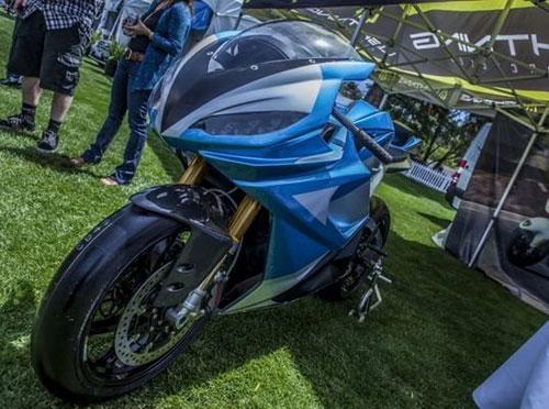 Lighting LS-218电动摩托车
