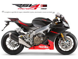 RSV4 Factory ABS