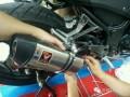 浅谈川崎摩托车kawasaki 250cc系列改装