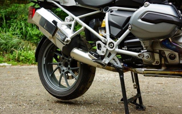 r1200gs水鸟摩托车测评