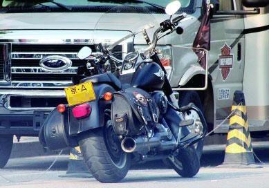 京A摩托车牌照三年翻八倍
