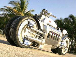 """全球最快的四轮单座概念摩托跑车""""战斧"""" (15)"""