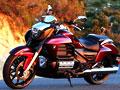 本田北欧女神2014 Honda Valkyrie摩托车图片 (20)