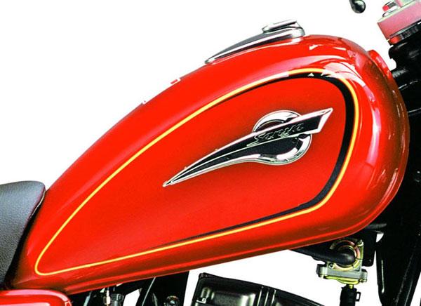 摩托车油箱
