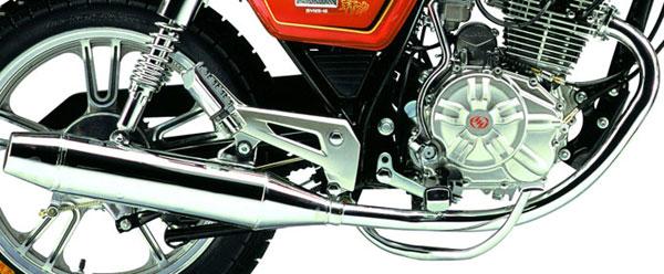 摩托车消声器