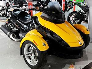 2014北京酷车改装博览会摩托车巡礼 (21)