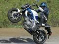 大排量摩托车后刹车使用技巧