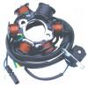 DBT-139 GY6-125 6极 交流 摩托车磁电机线圈