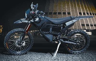 美军研制混合动力越野摩托车