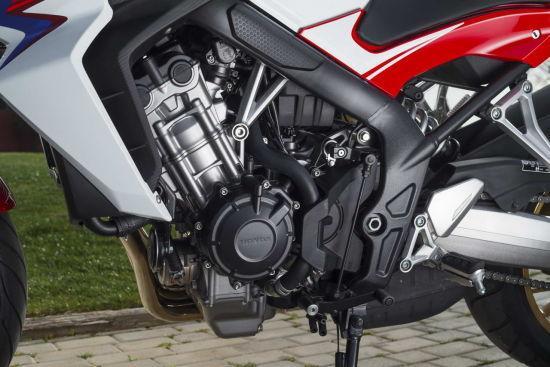 本田CB650F摩托车发动机