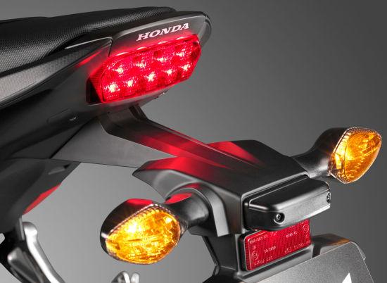 本田摩托车大型LED尾灯