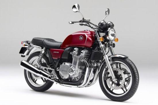 本田公司近期发售两款限量版车型为CB1100EX ABS特别版