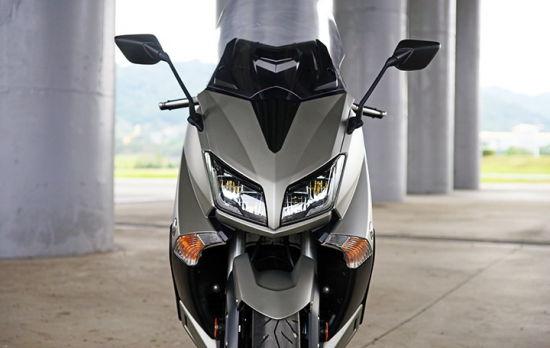 2015款雅马哈TMAX 530 ABS