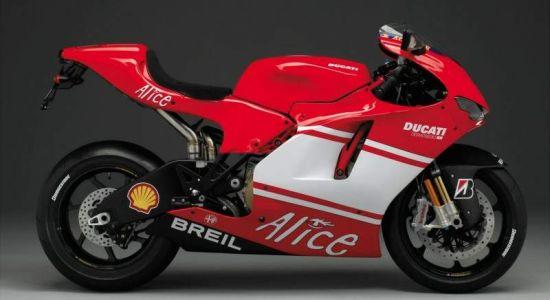 2006 Ducati Desmosedici RR
