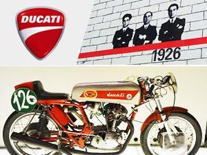 『红魔』DUCATI 杜卡迪摩托车历史