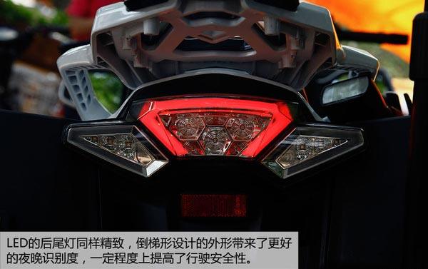 摩托车LED后尾灯