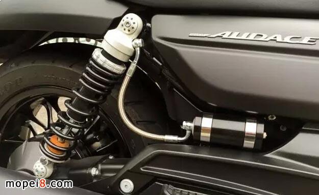 新款摩托古兹AUDACE摩托车