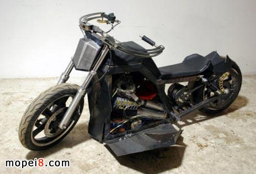 Strangeworld新能源环保摩托车