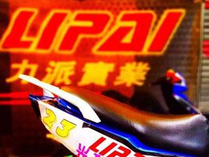 LIPAI力派实业车队参赛2015全国公路摩托车锦标赛