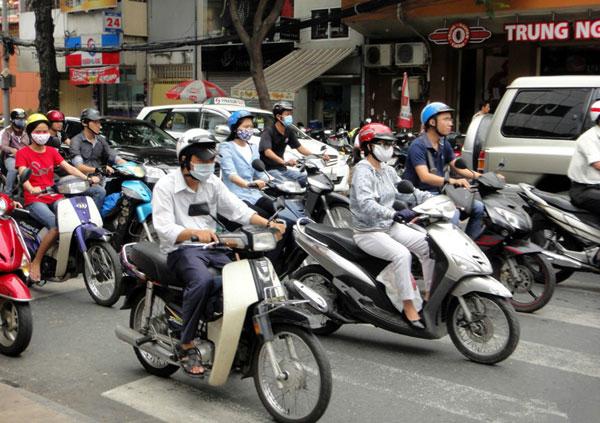 越南摩托车王国