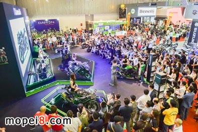 2016越南举办首届摩托车展