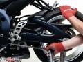 摩托车夏季的保养