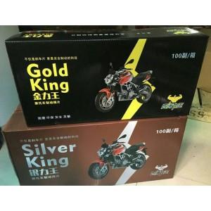 金力王高端碳纤维系列刹车蹄片、银力王系列刹车蹄片