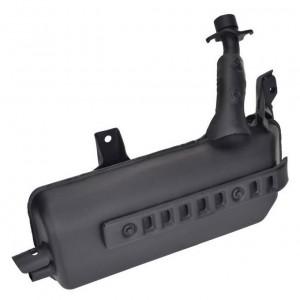 水冷大绵羊150型摩托车消声器/排气管