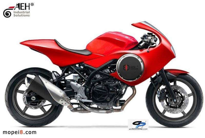 摩托车专用增压神器