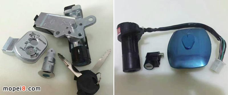 摩托车套锁