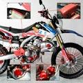 广州烨霖贸易有限公司(信鸽摩配)生产越野车摩托车各种精品改装件 ()