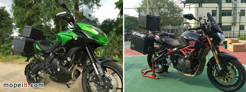 摩托车尾箱