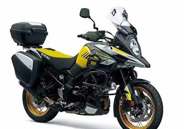 铃木摩托车V-Strom 1000XT